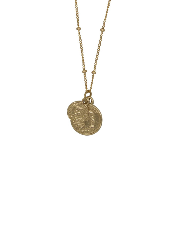 BIG NECKLACE COIN SMALL