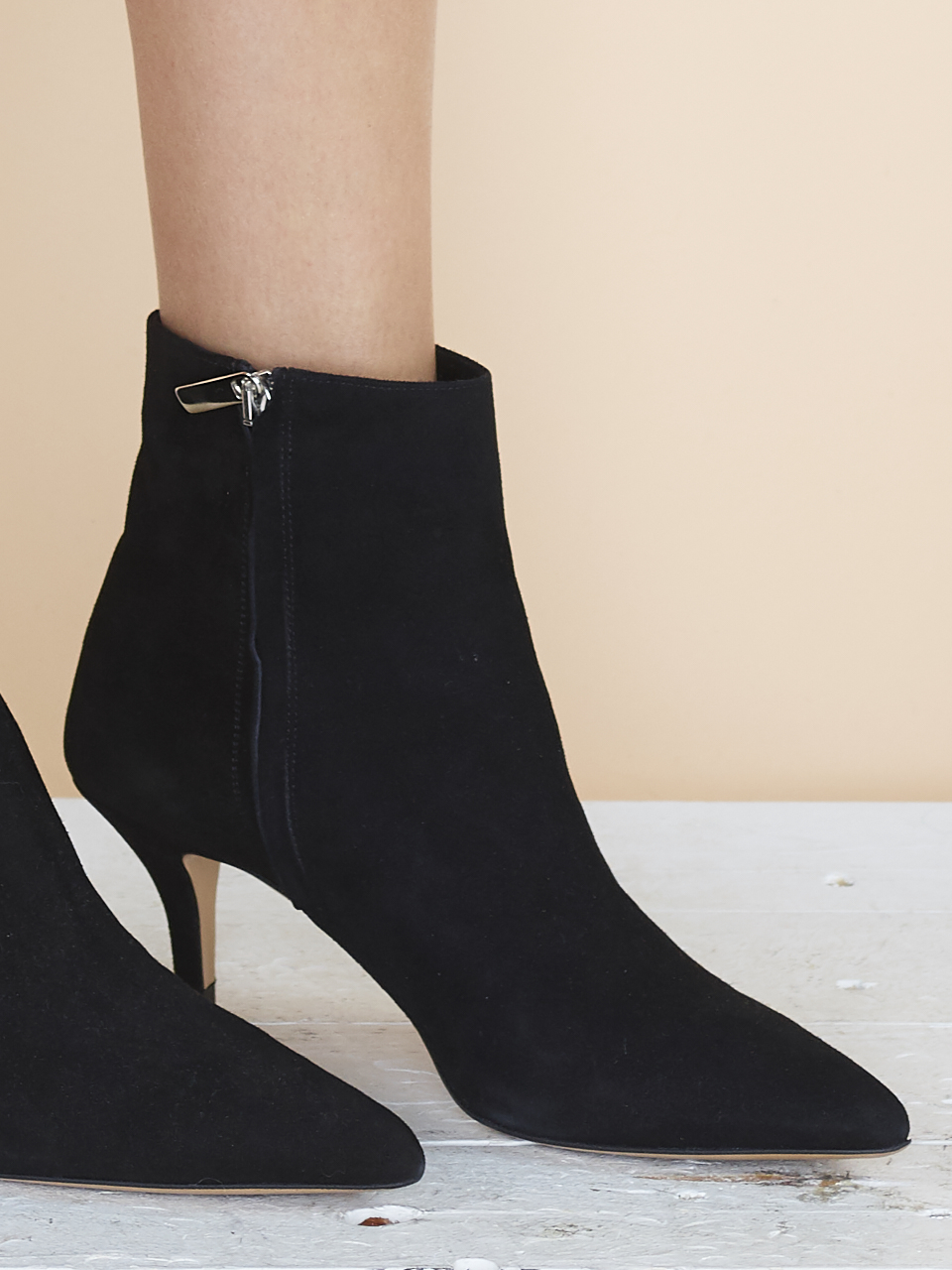 BOOT BAMBI ZIP STILETTO