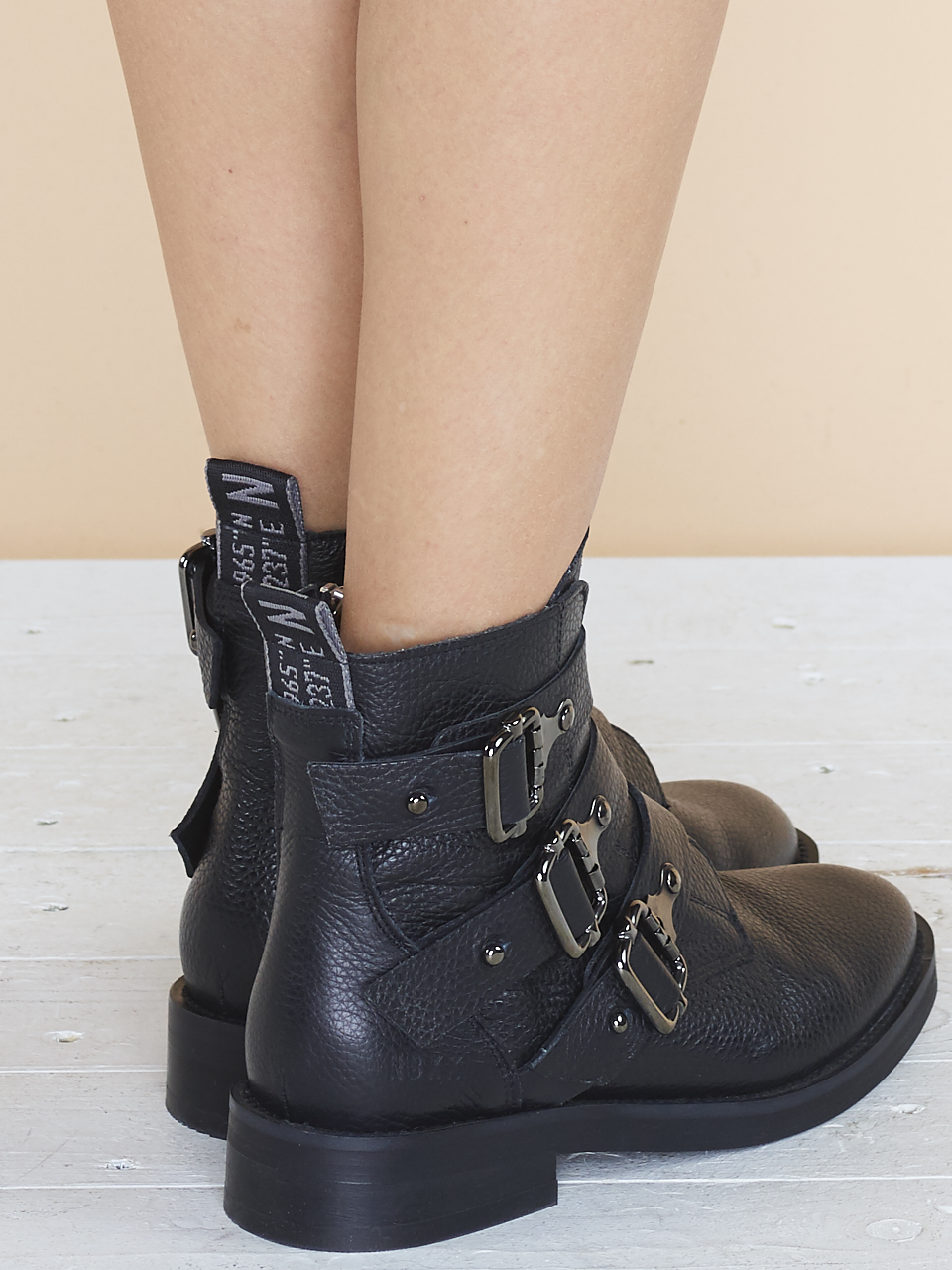 BOOT SIA BUCKLE