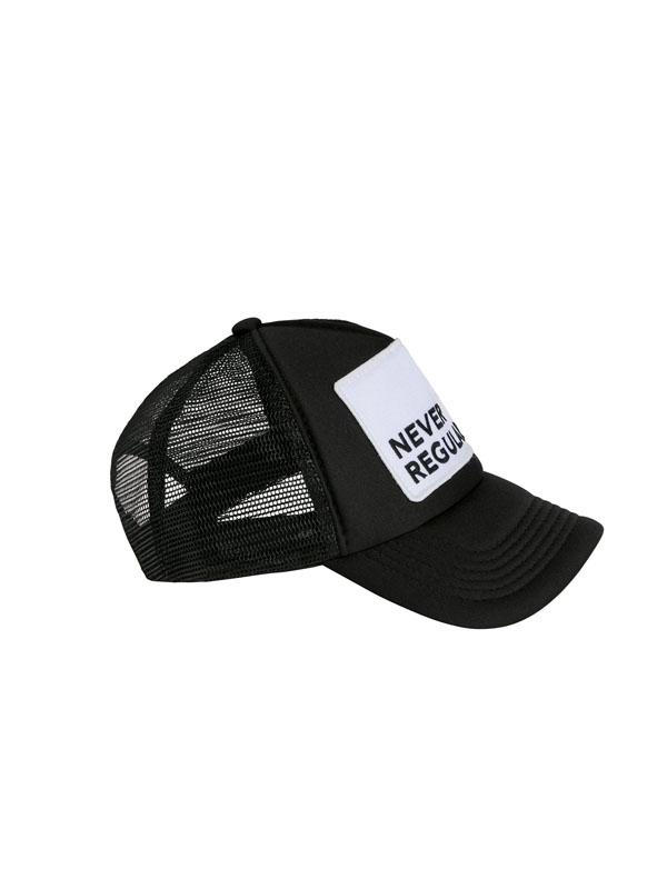 CAP NEVER REGULAR