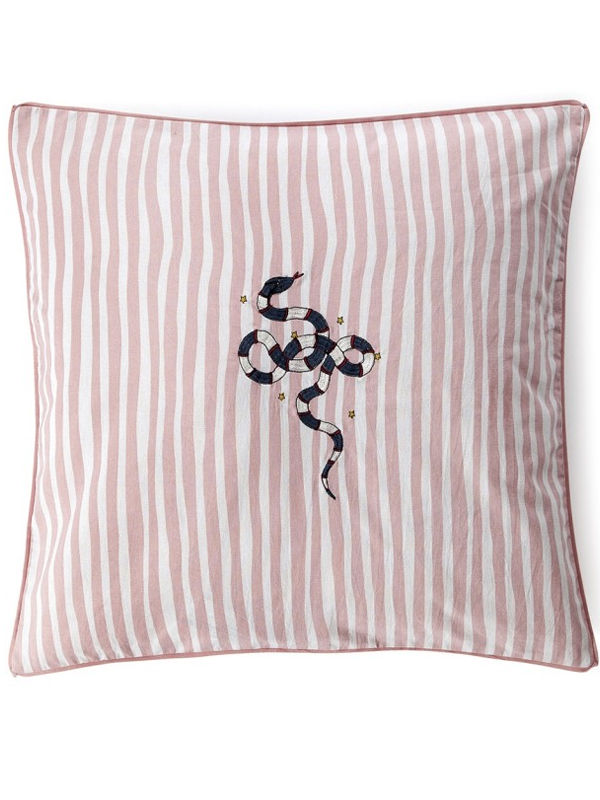 CUSHION SNAKE STRIPED