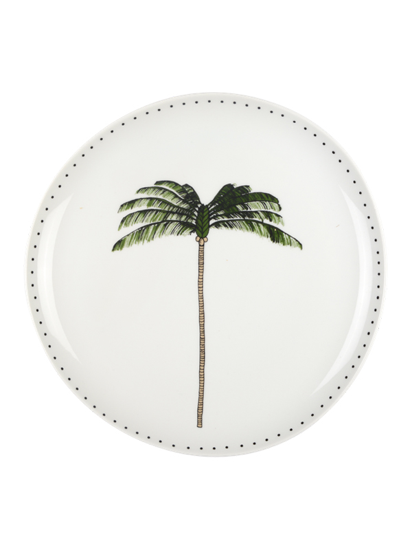 DINNER PLATE OASIS