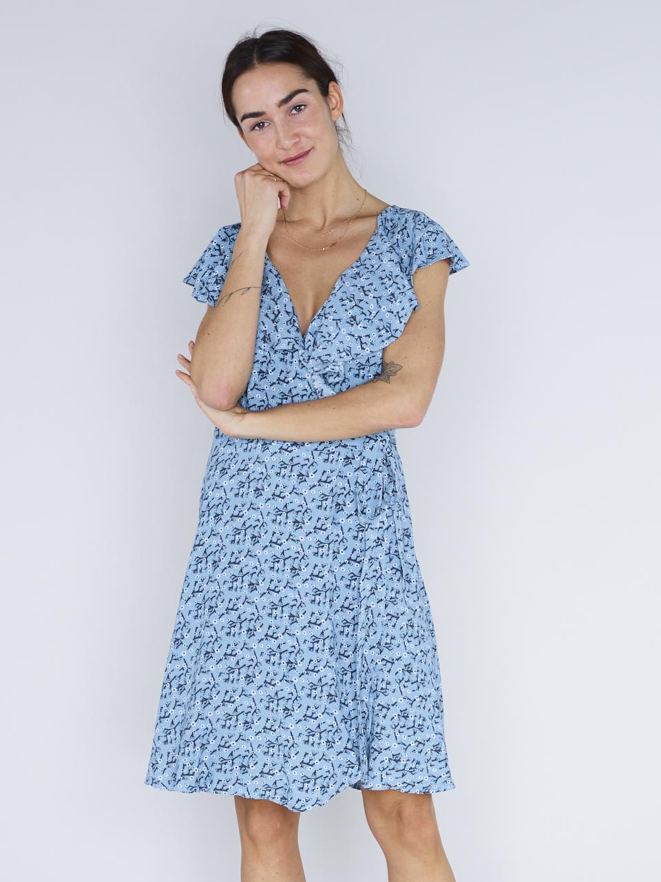 DRESS FLOOR