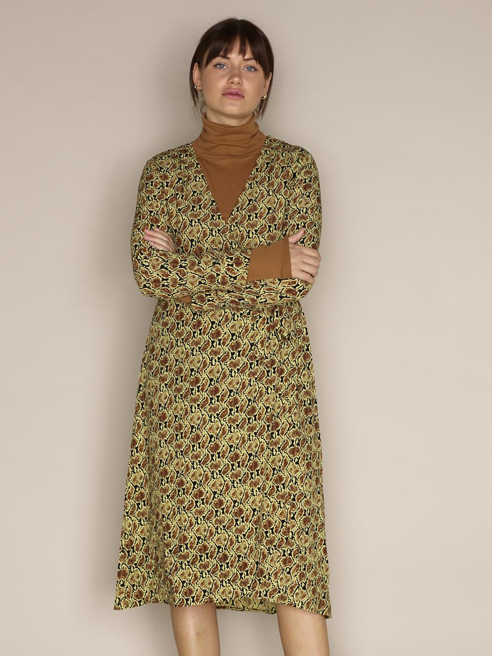 DRESS MARIGOLD 6515