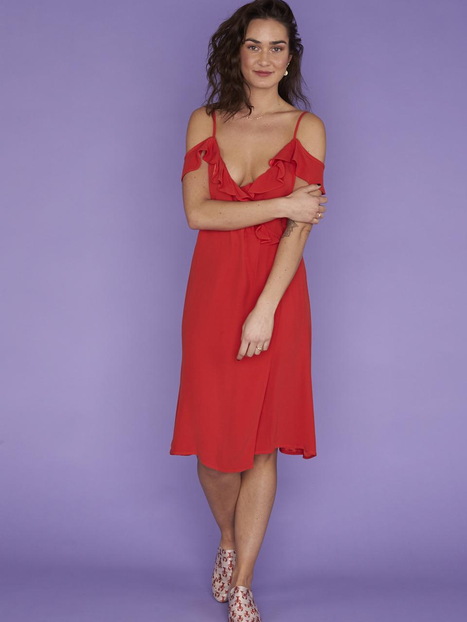 DRESS MARILYN