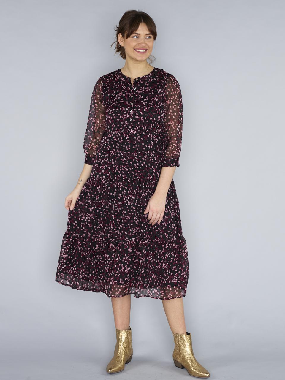DRESS OLIVIA