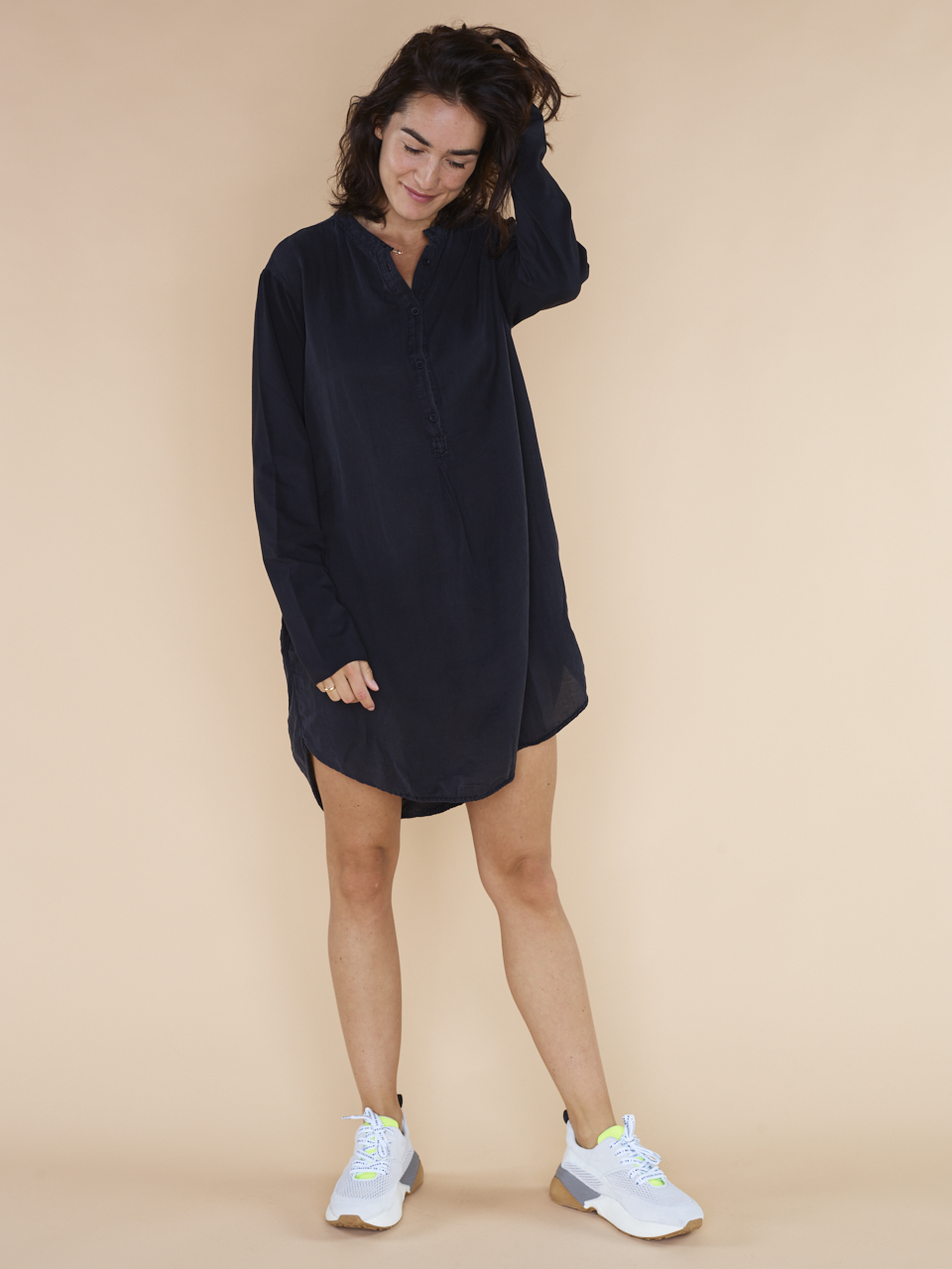 DRESS SILK TUNIC