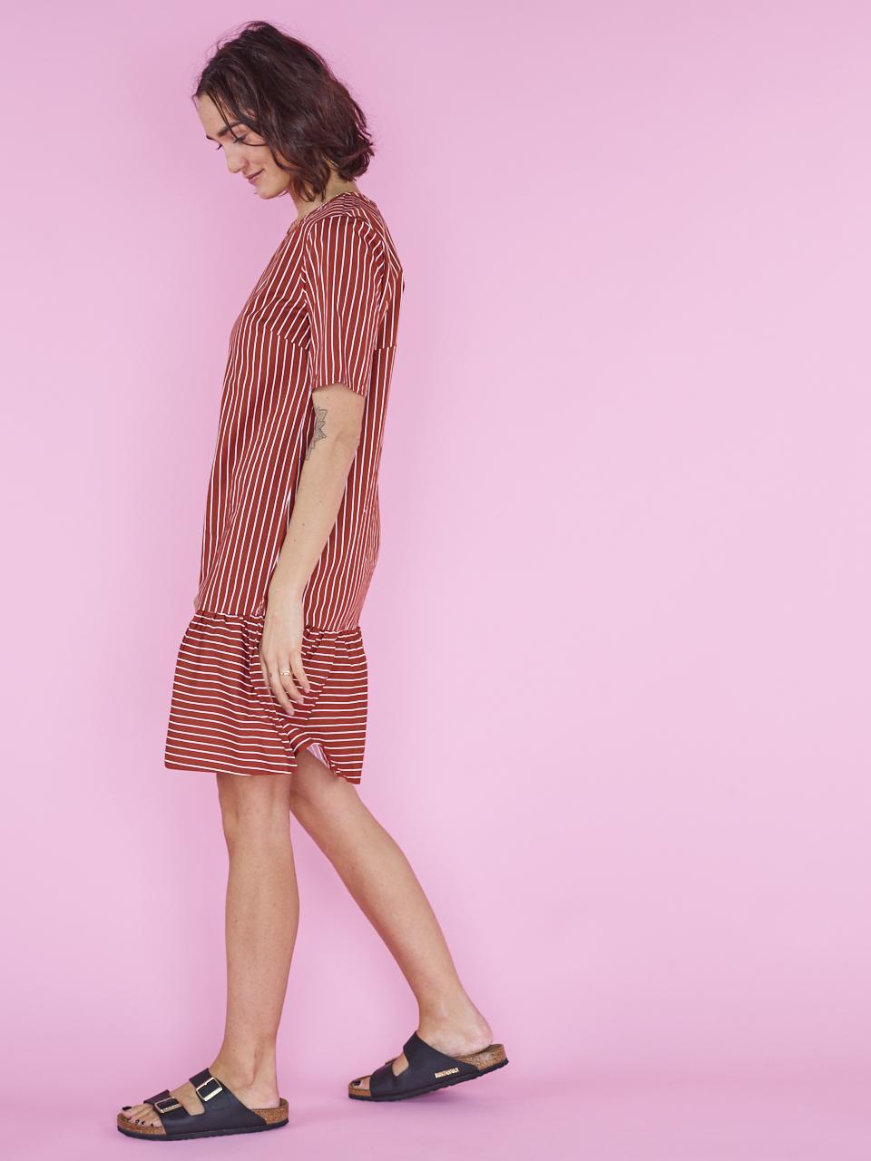 DRESS TRILINE 4066