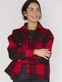 JACKET BOBBI FLANEL