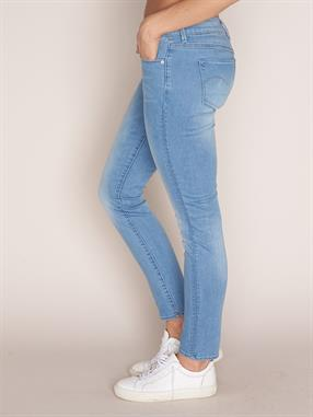 JEANS 3301 HIGH SKINNY ANKLE