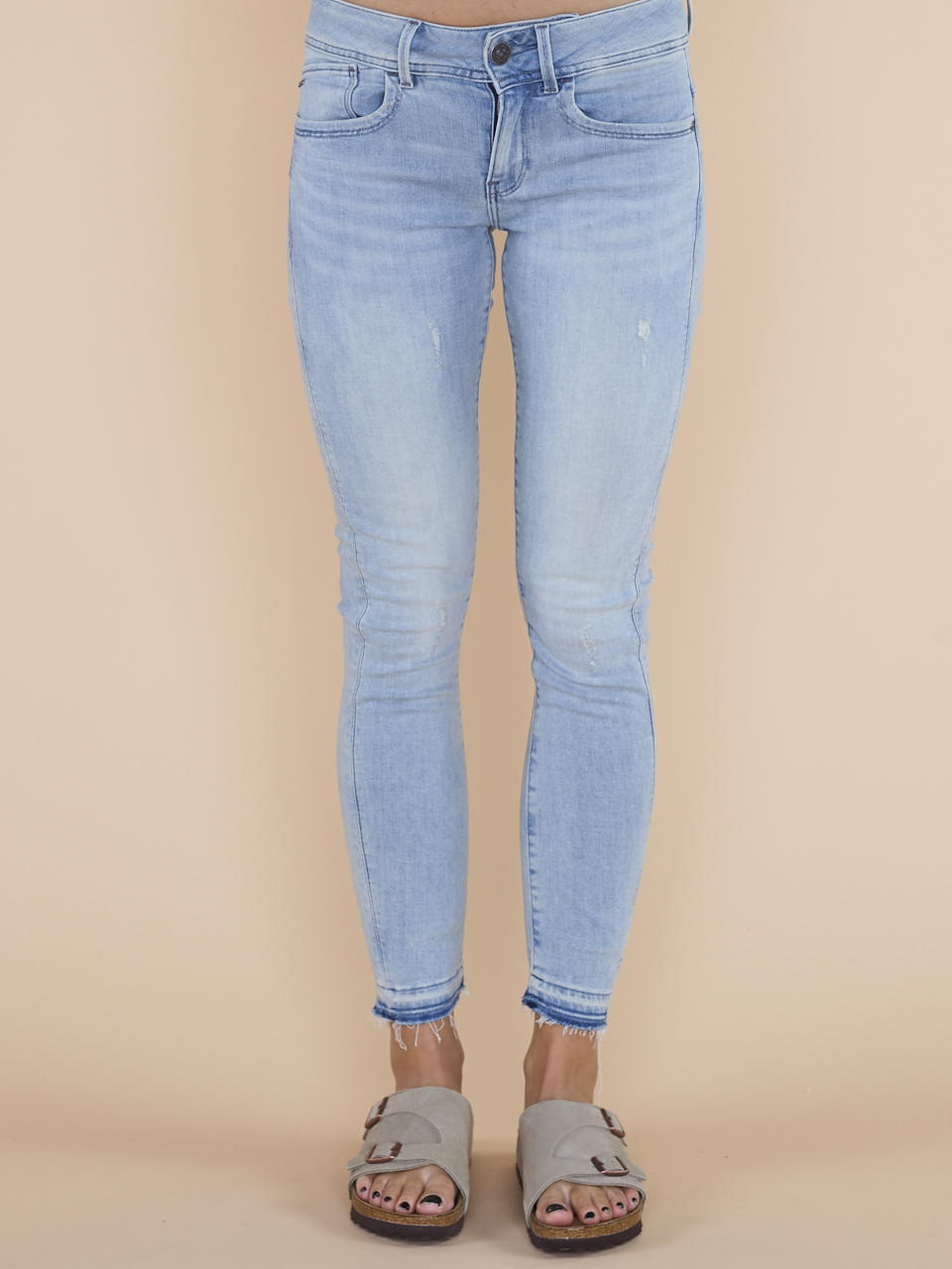 JEANS LYNN MID SKINNY ANKLE