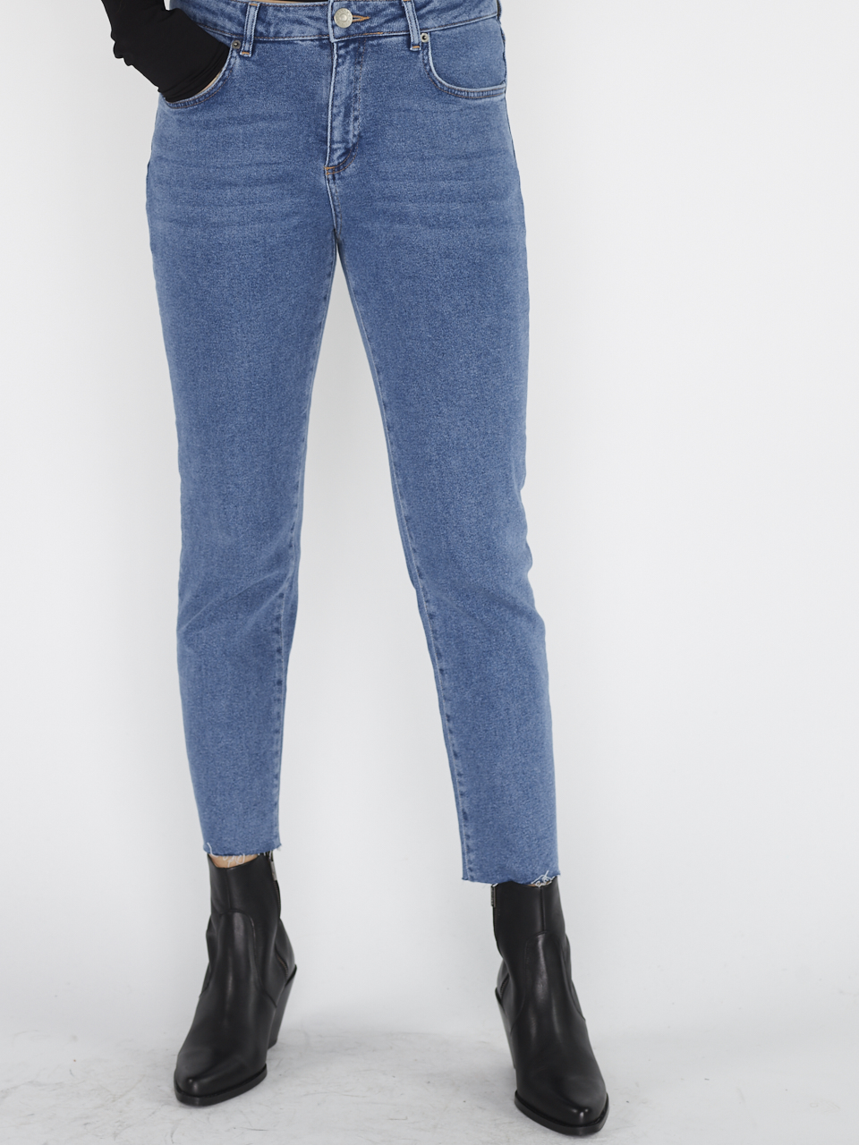JEANS SILLE HW