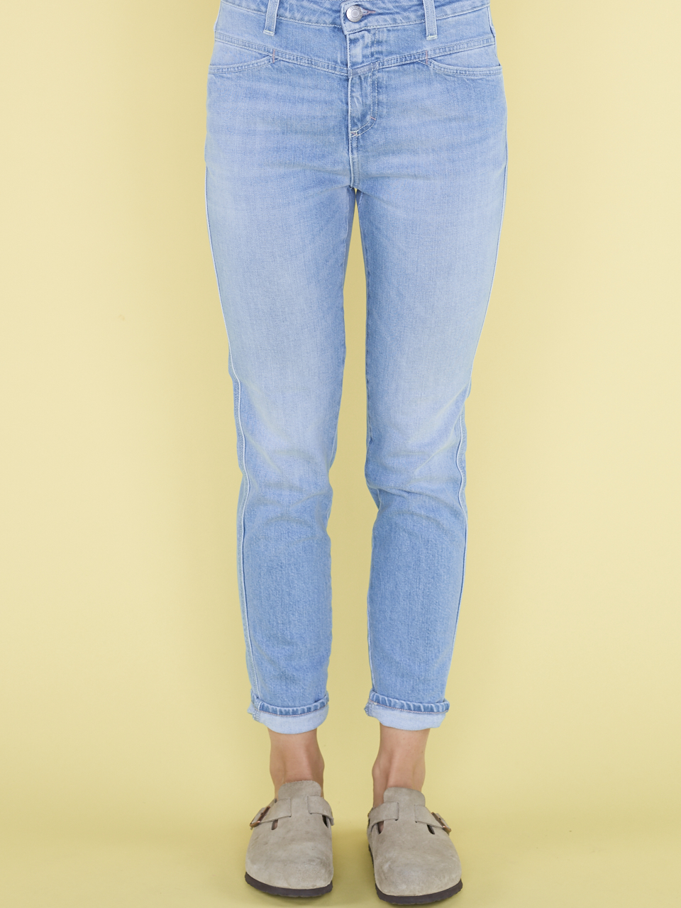 JEANS SKINNY PUSHER