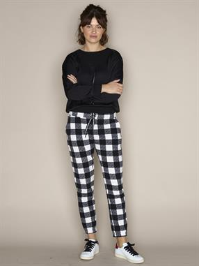 JOGGER CROPPED CHECK
