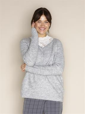 KNIT VIPLACE V-NECK