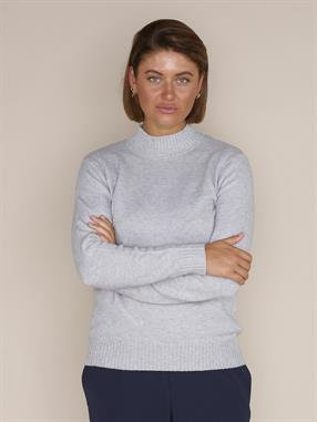 KNIT VIRIL L/S TURTLENECK