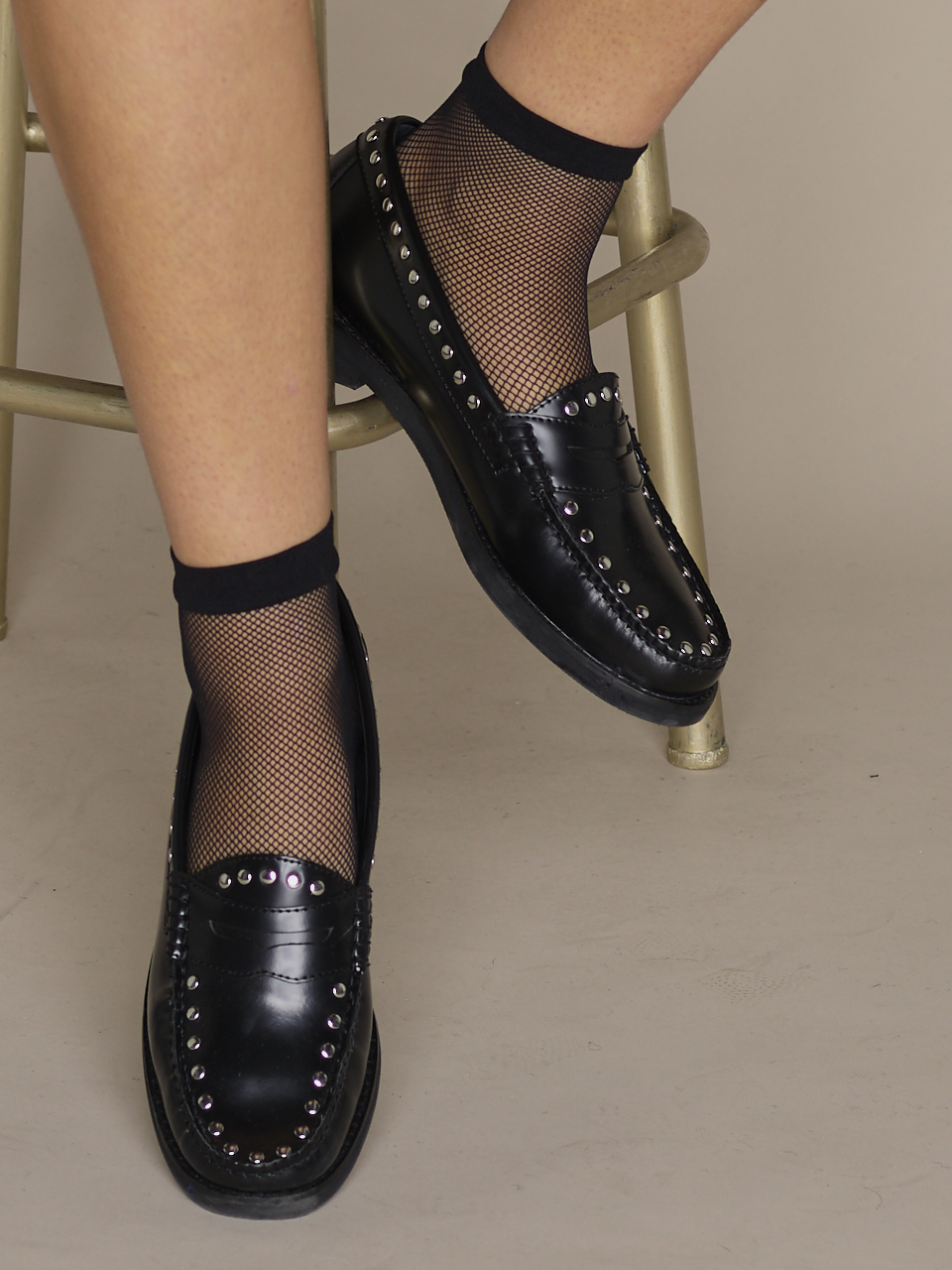 LOAFER PENNY STUDS