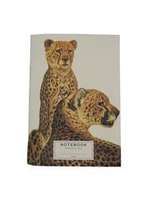 NOTEBOOK LEOPARD