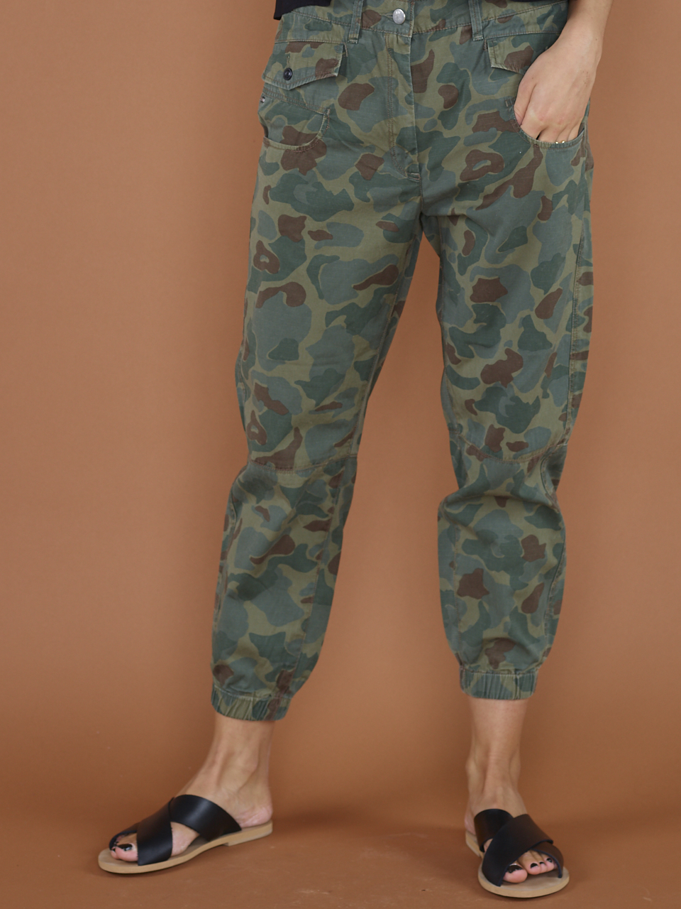 PANTS ARMY RADAR MID