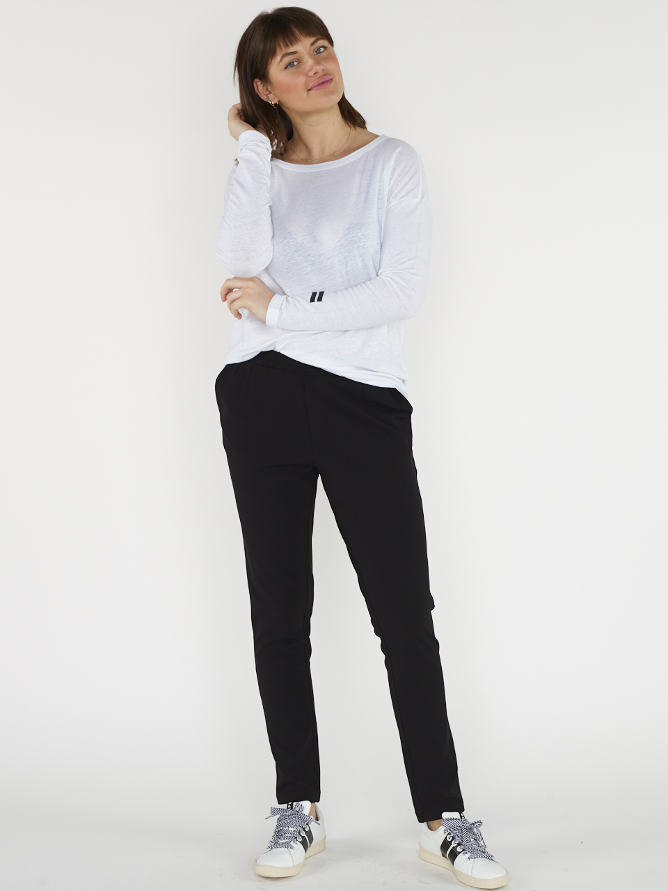 PANTS BASIC CREPE