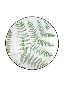 PLATE JUNGLE FERNS