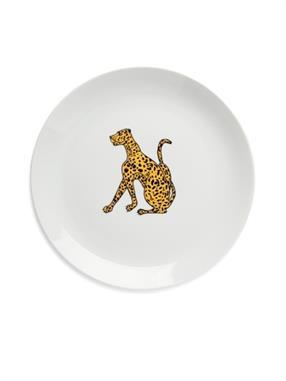 PLATE LEOPARD DINNER
