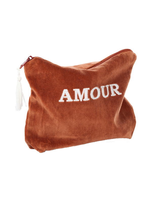 POUCH AMOUR TERRA