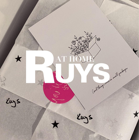 RUYS AT HOME