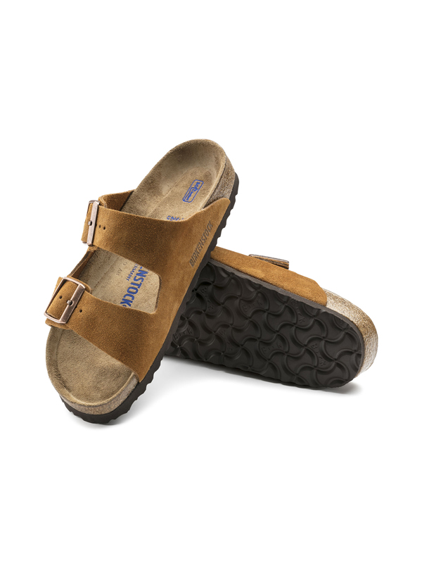 SANDAL ARIZONA MINK NARROW