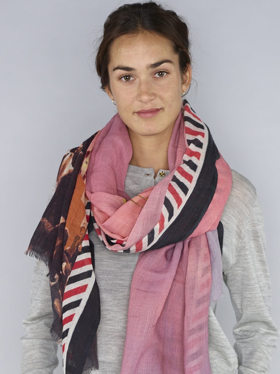 SCARF CECILIE