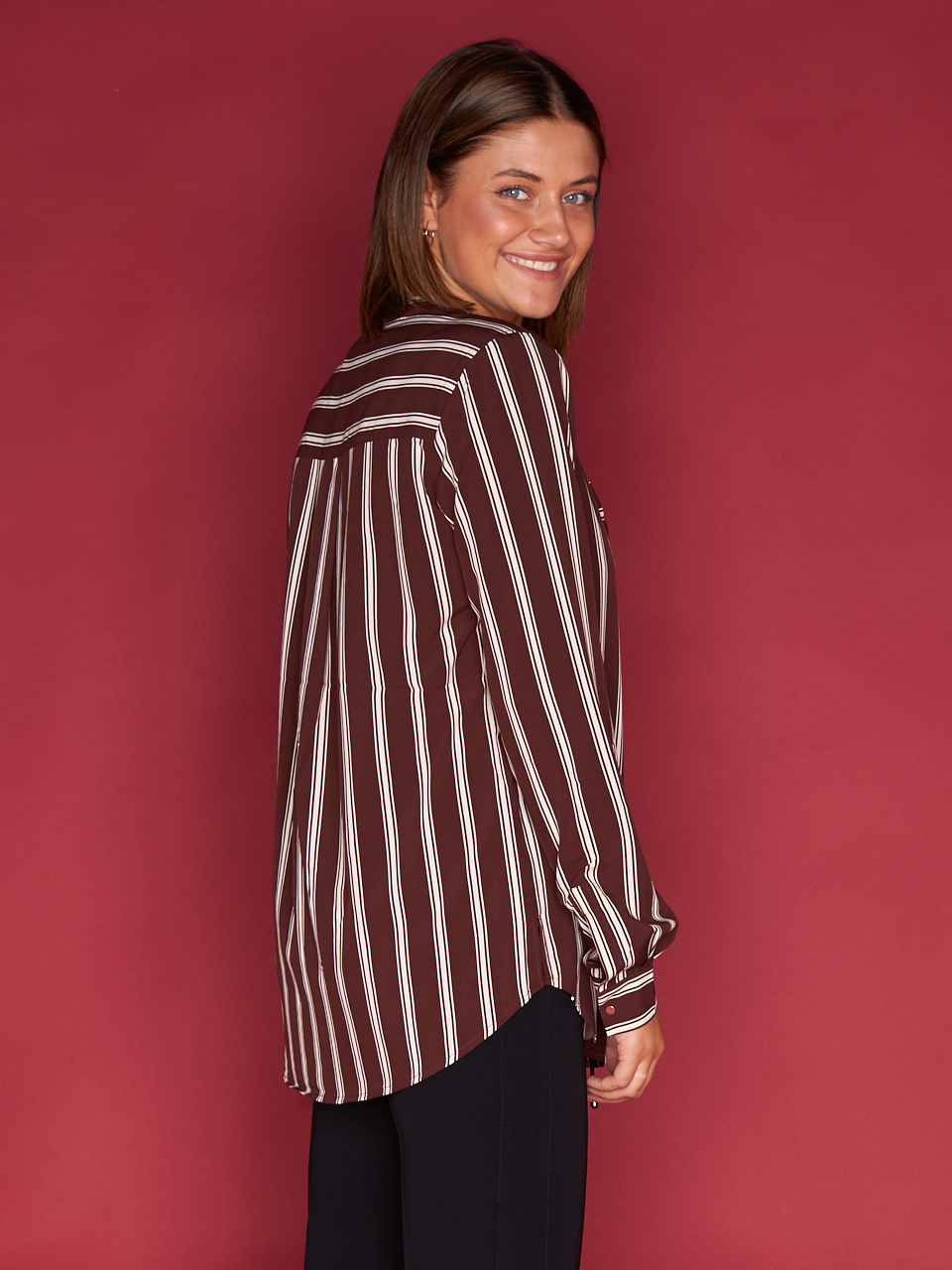 SHIRT RITA STRIPE