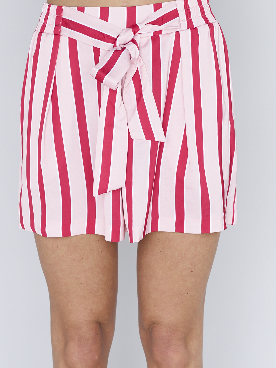 SHORTS PINK LINES