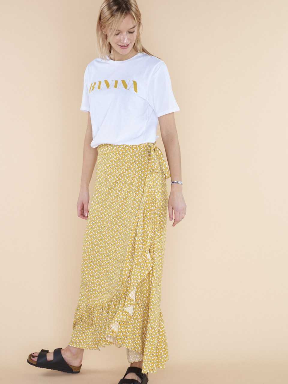 SKIRT EMMY WRAP