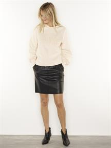 SKIRT ESHVI LEATHER