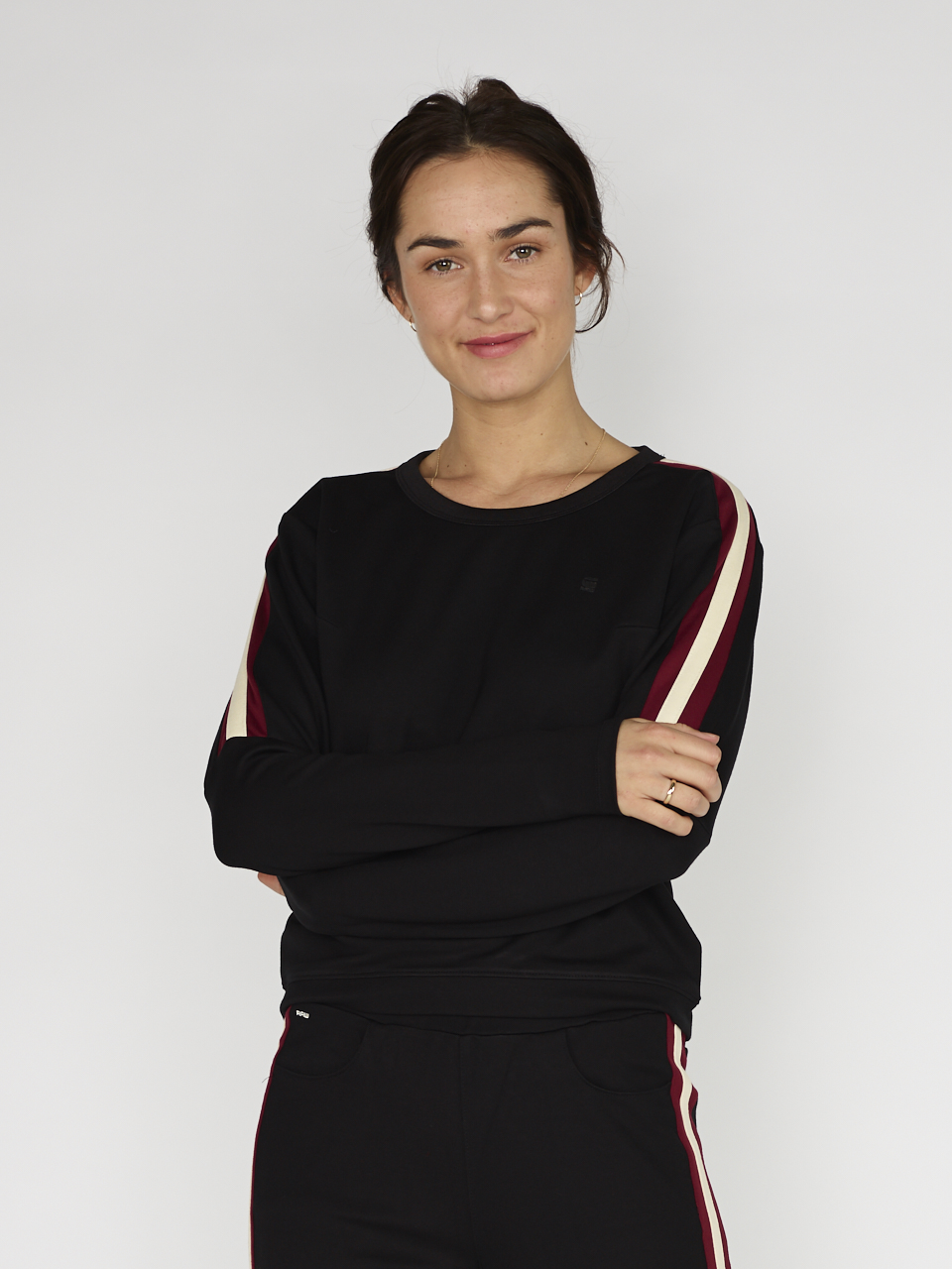 SWEAT NOSTELLE STRIPE