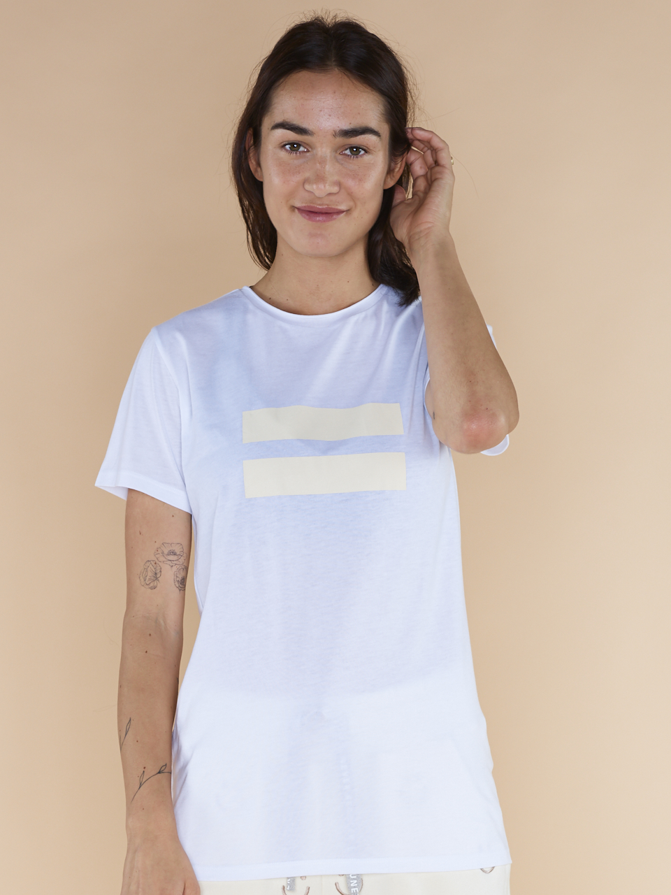 TEE TWO STRIPES