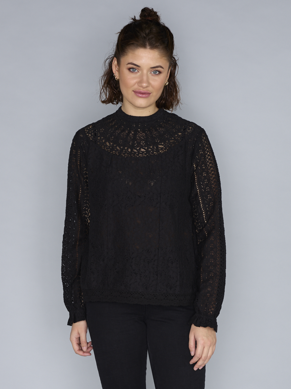 TOP CHARLIE LACE