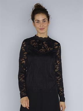 TOP VISTASIA L/S LACE