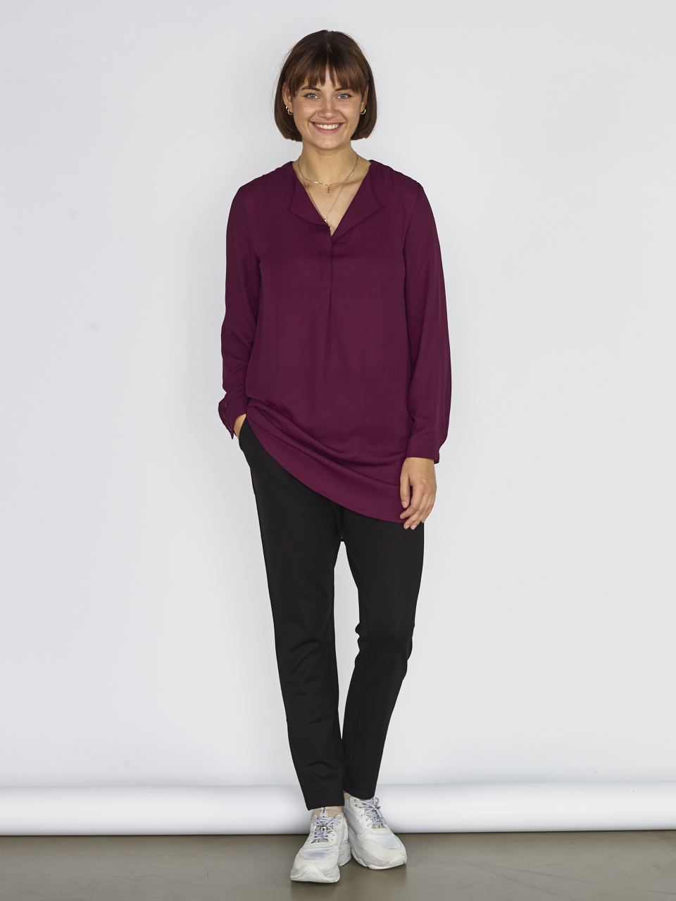 TUNIC VILUCY L/S
